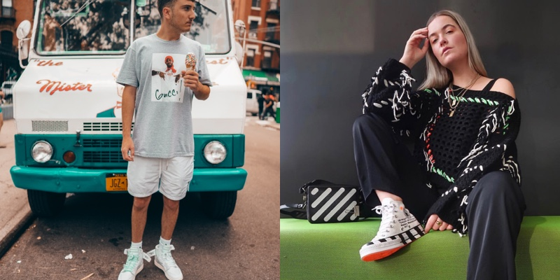 9ab823b7cd9c2 The Complete History of the Nike x Off-White Sneaker Collaboration
