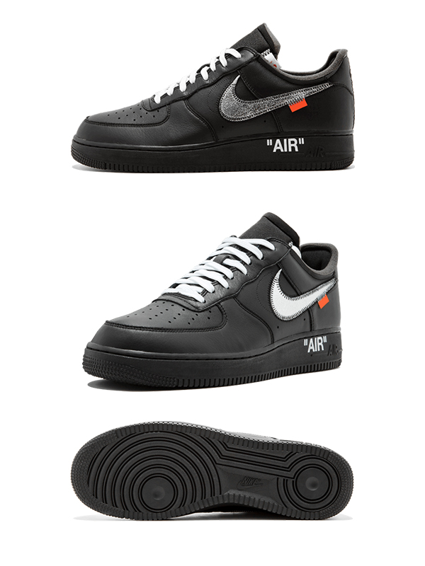 Nike x Off White: History of the Sneaker Collaboration
