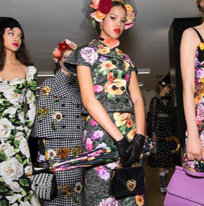 Dolce & Gabbana Womenswear, Monica Bellucci SS19