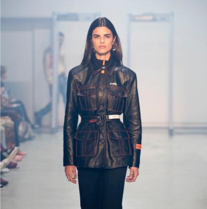 Heron Preston Womenswear AW18