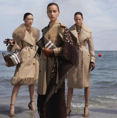 Burberry Womenswear AW19