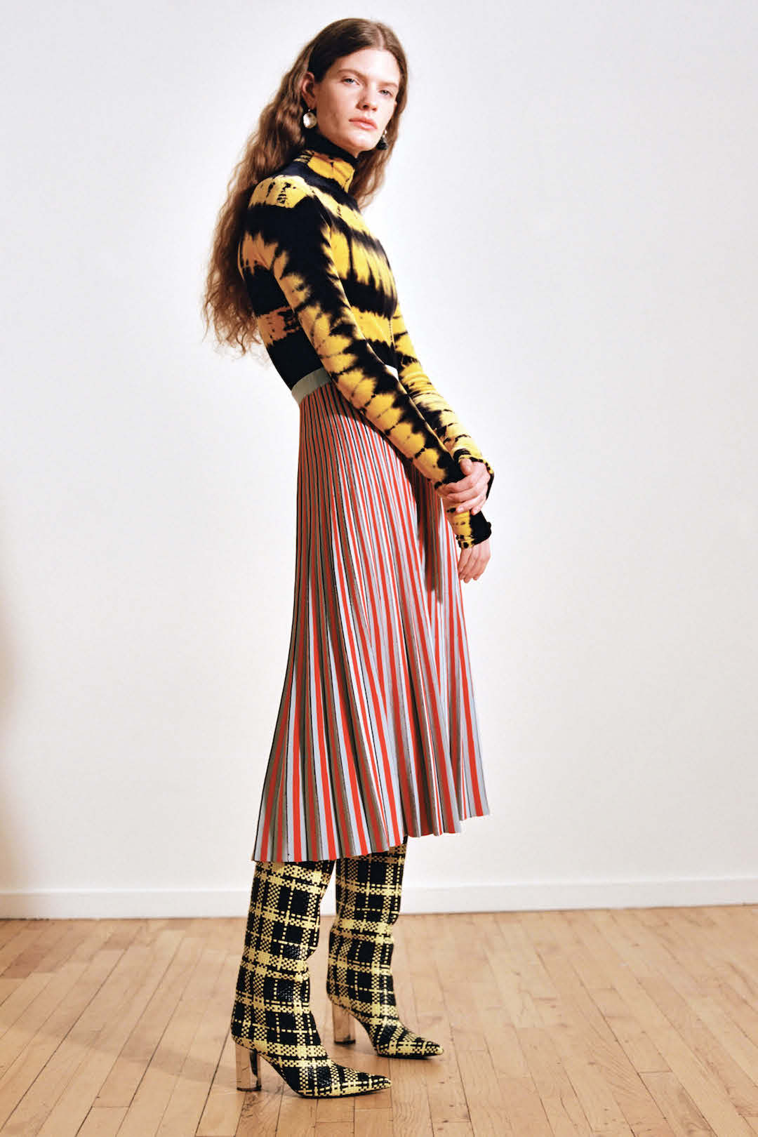 Proenza Schouler Pre-Fall 2019 Collection Look 17