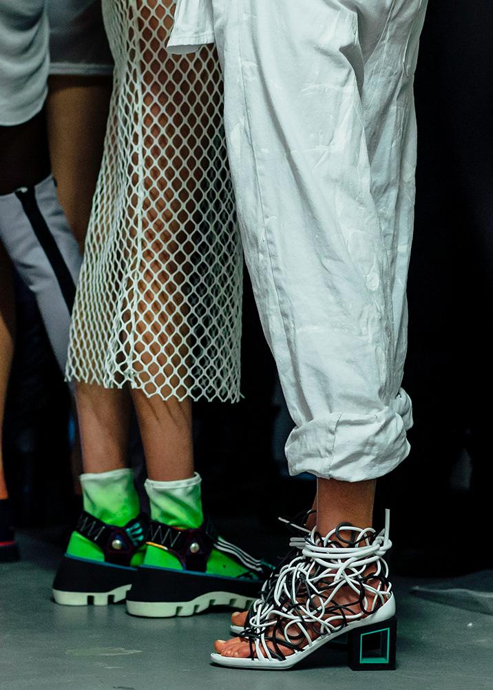 Nicholas Kirkwood SS19 Fashion Show
